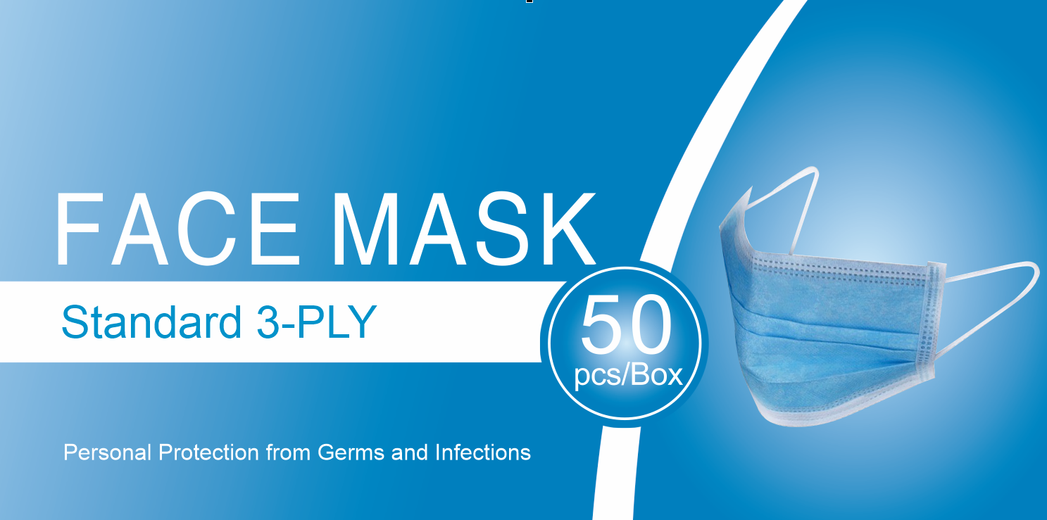 Face masks for personal use
