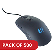 MO543 USB Full-Size 4 Button Optical Mouse – PACK OF 500 – SPECIAL OFFER