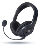 Boom Mic PC Stereo Headset