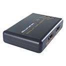 HDMI Splitter Box 4K UHD with 2x HDMI Output