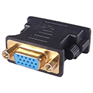 26-1654 -Connector 2: VGA Female (HD15F)