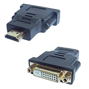 HDMI to DVI-D Monitor Adapter