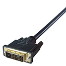 26-1684 -Connector 2: DVI-D Male (18+1)