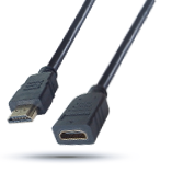 HDMI Male to female V2.0 cables