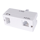 ADSL Micro Filter BT Male to BT/RJ11 Female