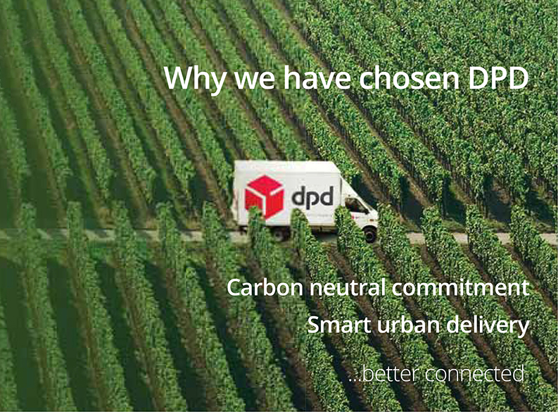 Carbon Neutral DPD